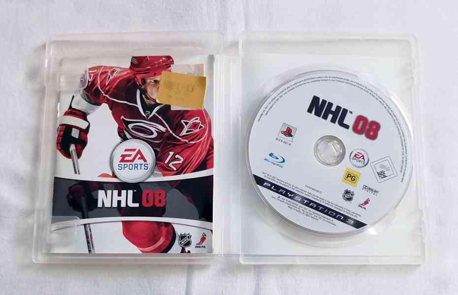 PS3 - NHL 08 (NHL 2008) - foto 2