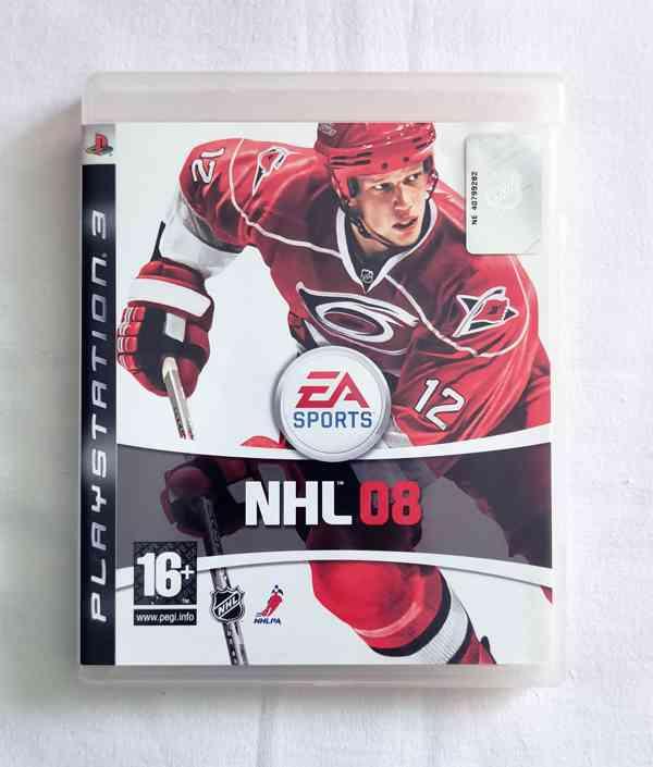 PS3 - NHL 08 (NHL 2008) - foto 1