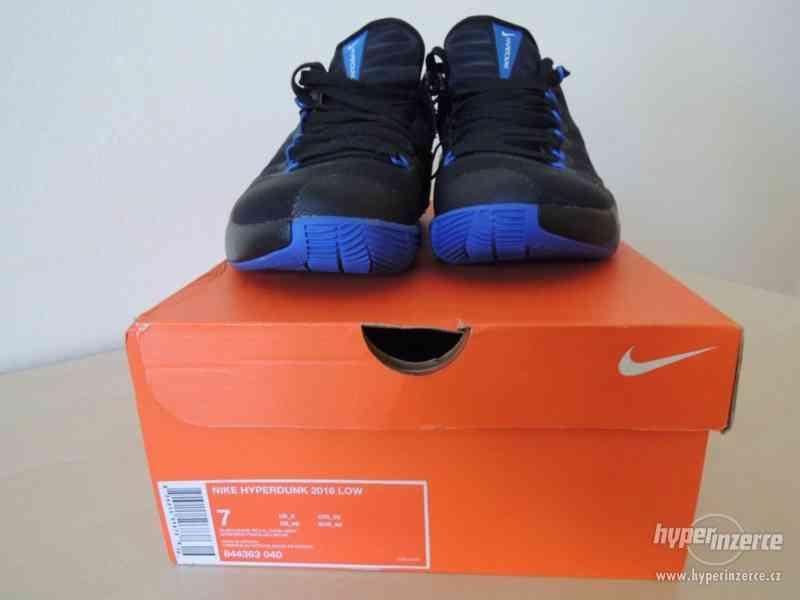 Basketbalové boty Nike Hyperdunk 2016 - foto 1