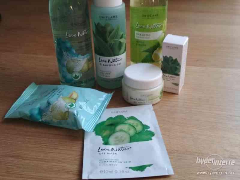 ORIFLAME - sada 7 produktů Love Naturs