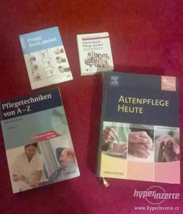 Knihy pre ošetrovateľov/nemčina