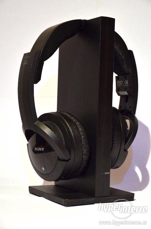 Bezdrátová sluchátka Sony MDR-RF865RK