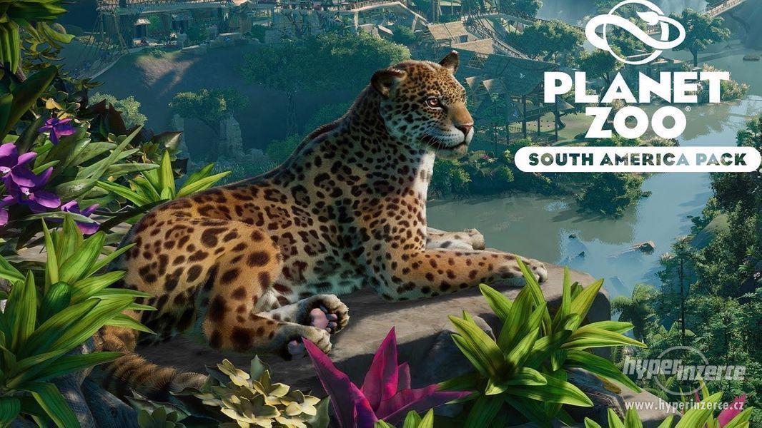 Planet ZOO Deluxe + všechny DLC - foto 3