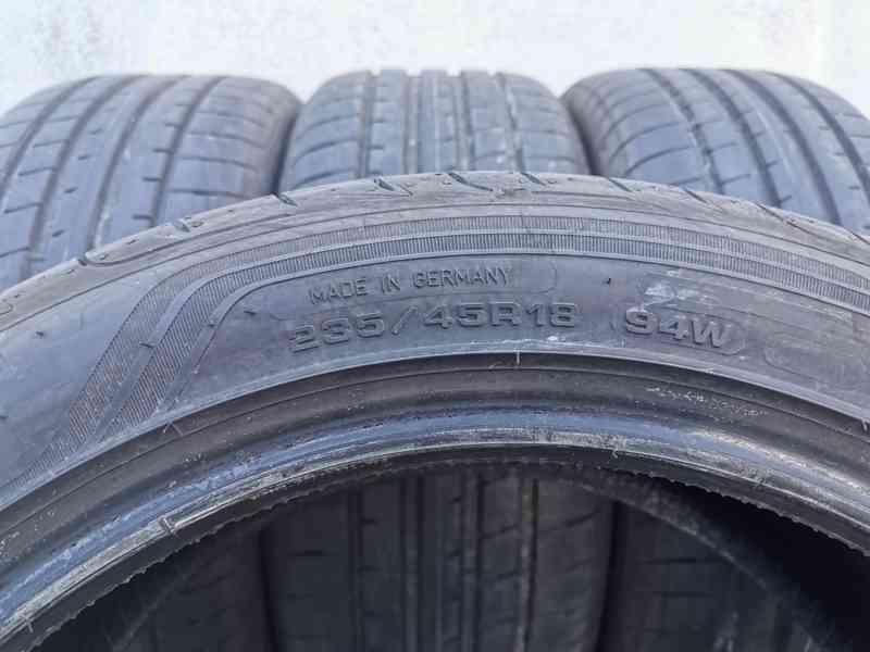 235/45R18 94W GOODYEAR letní pneumatiky 8,5mm