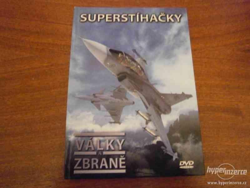 DVD Superstíhačky