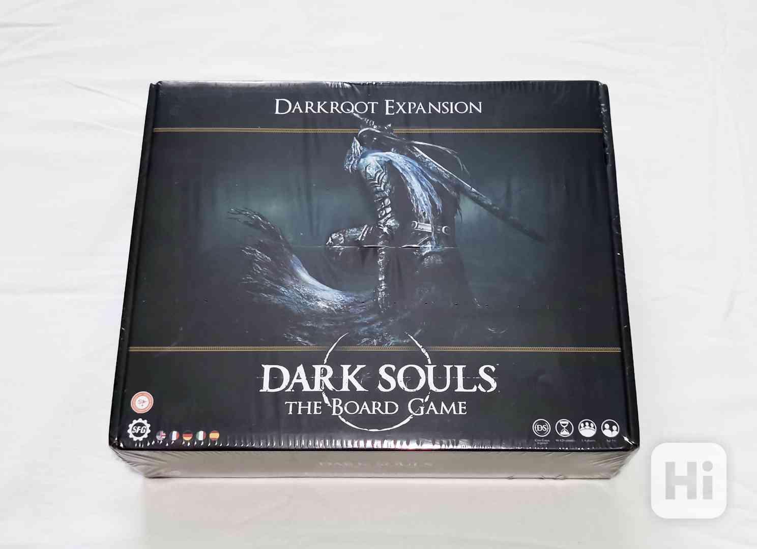 Dark Souls Darkroot Expansion - Desková hra (nová, nerozbale - foto 1
