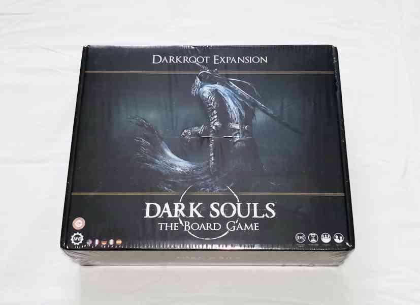 Dark Souls Darkroot Expansion - Desková hra (nová, nerozbale