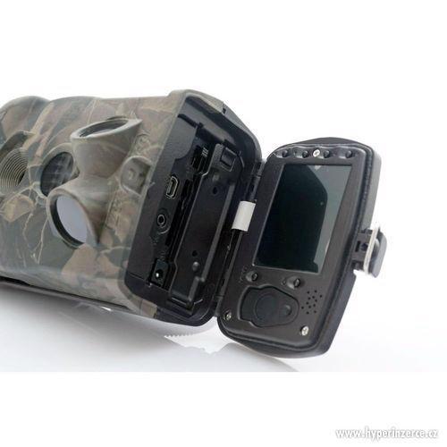 Fotopast s GSM bránou SMS MMS TV-6210M Nový model - foto 2