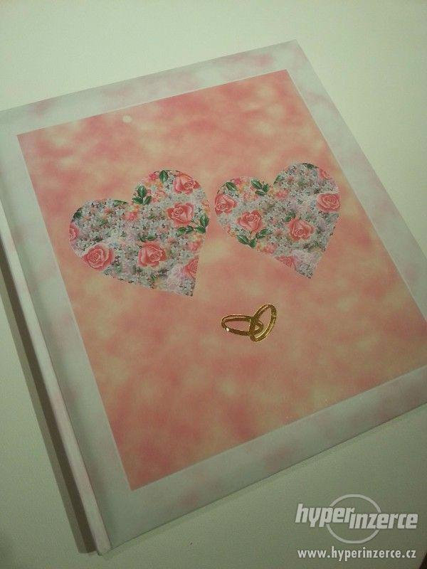 Svatební album - foto 1