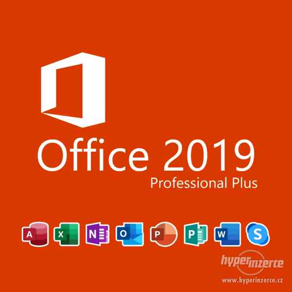 [DO PÁR MINUT] Microsoft Office 2019 Professional Plus
