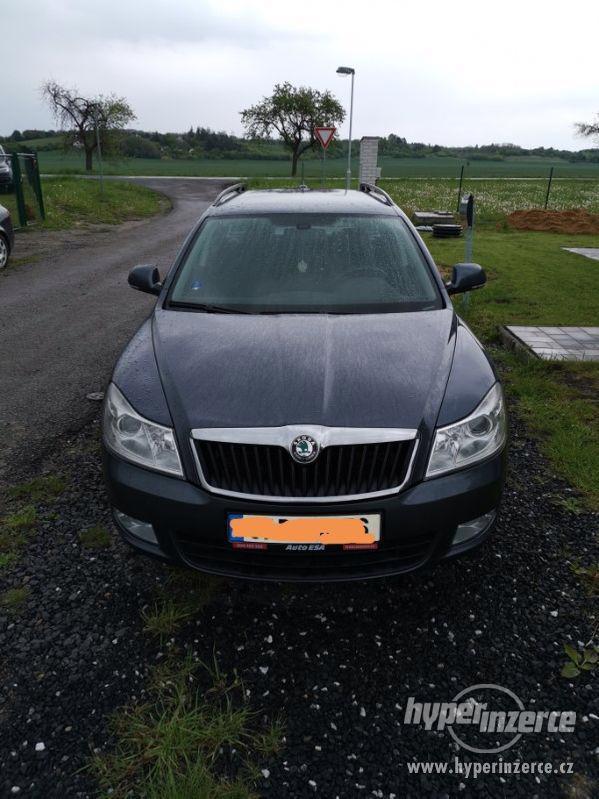 Škoda Octavia combi II - foto 9