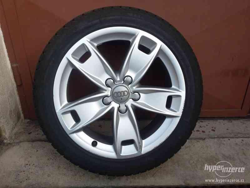 """Audi A2, A3, A4 - zimní komplet 17"""""""