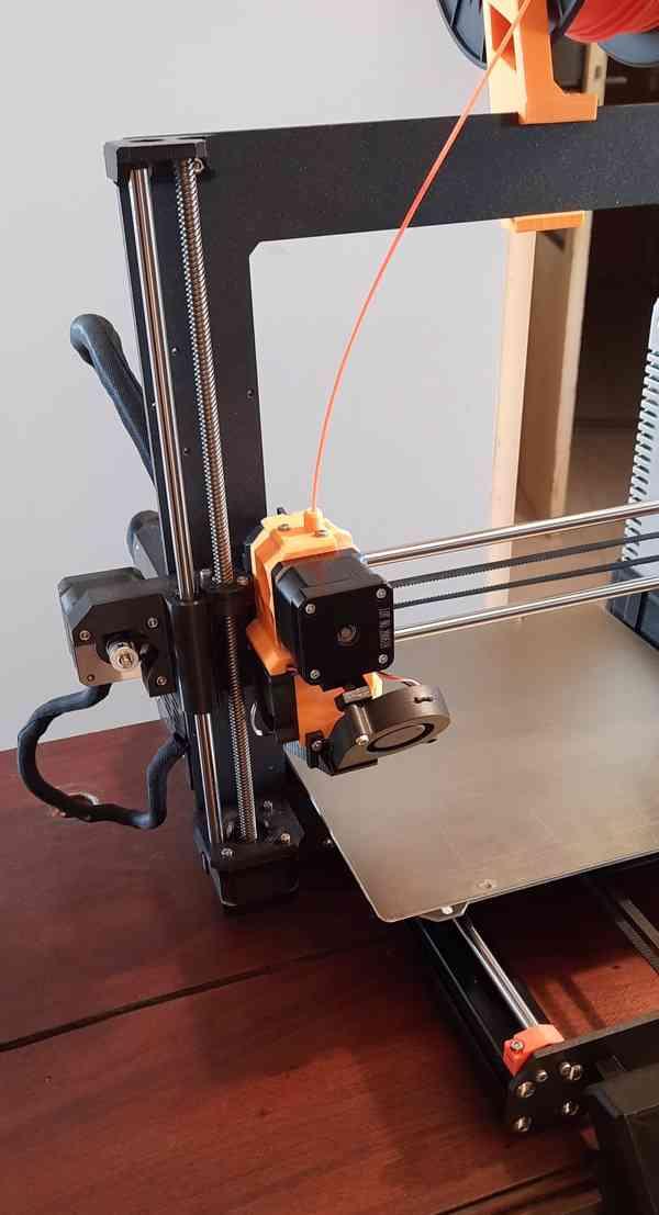 Průša i3 MK3 3d tiskárna - NOVÁ - KOPIE - foto 2