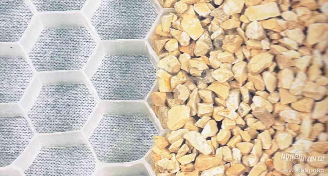 Štěrkové rohože NIDAGRAVEL®, štěrková stabilizace - foto 1