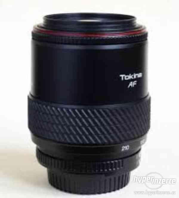 Objektiv Tokina 70-210/4-5,6 AF-Sony/Minolta-Nový