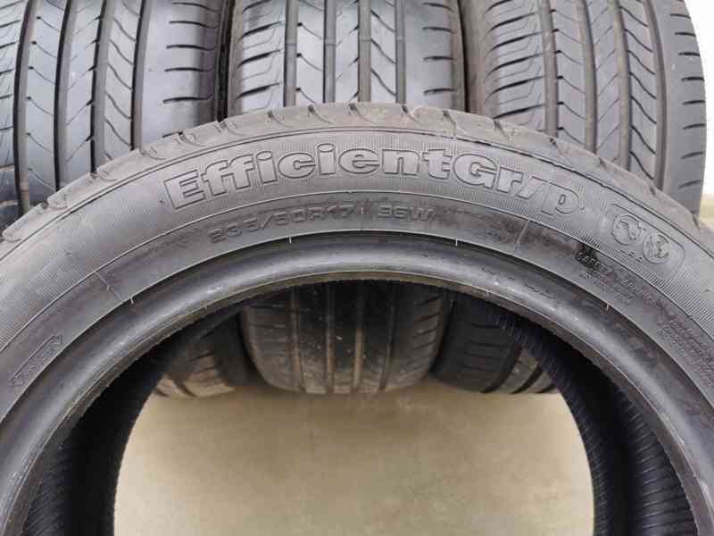 235/50R17 96W GOODYEAR letní pneumatiky 8,5mm