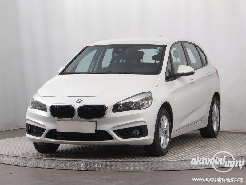 BMW 2 Active Tourer 218d Active Tourer 110kW 2.0, nafta, vyrobeno 2016