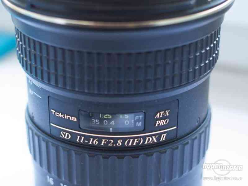 TOKINA 11-16mm F2.8 AT-X 116 Pro DX II CANON