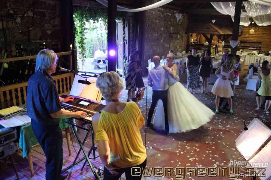 Kapela na svatbu - foto 4