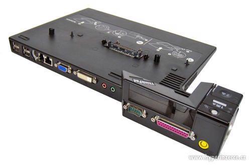 Notebook Lenovo IBM T60 dvoujádro s dokovací stanicí - foto 3