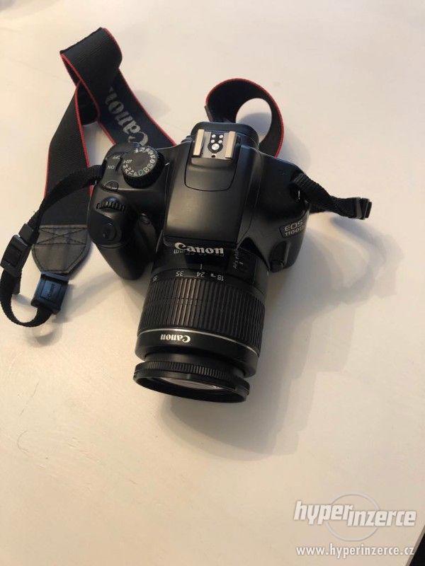 Prodám digitální zrcadlovku Canon