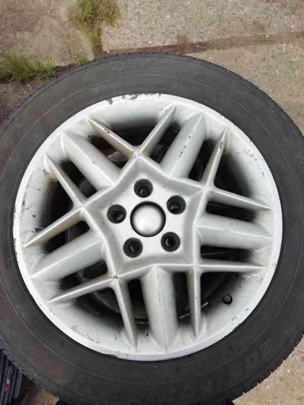 Sada pneumatik: Renault Laguna (letní)  - foto 1