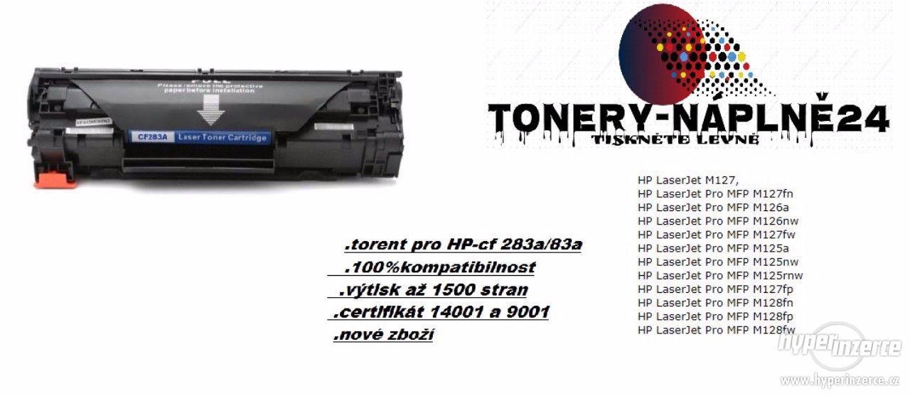 TONER HP-85A/CE285A