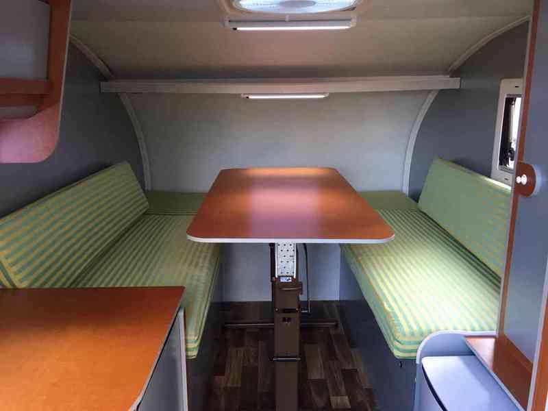 Pronájem malého karavanu - foto 7