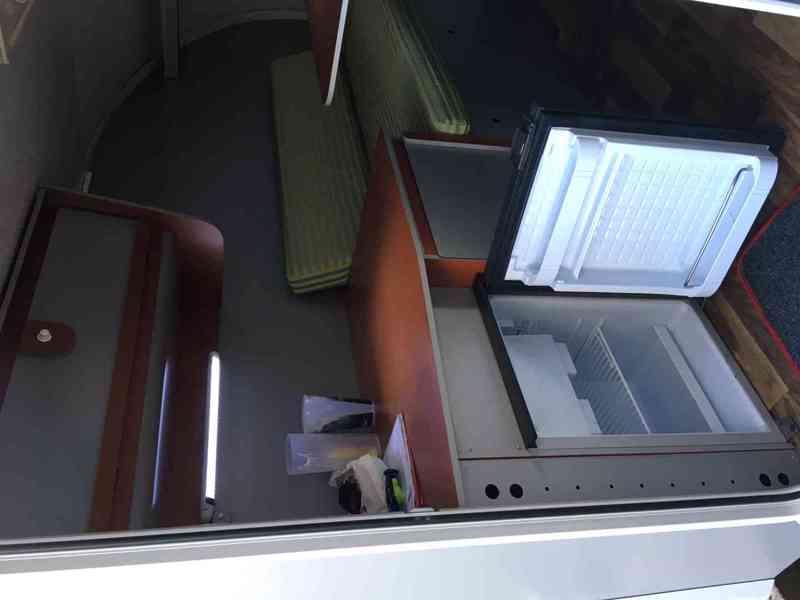 Pronájem malého karavanu - foto 5