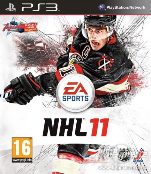 NHL 11 ps3 - foto 1