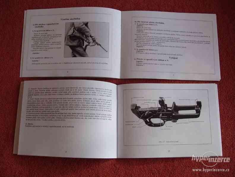 Příručka ke zbrani P08, vz 24, P38, C96, PP/PPk i v PDF - foto 4