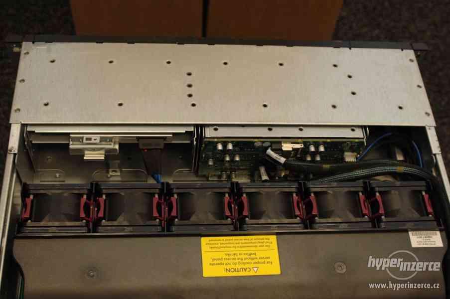 HP DL385G6 1x SixCore Opteron 2431 2,4GHz 8GB RAM, DVD, RAID - foto 4