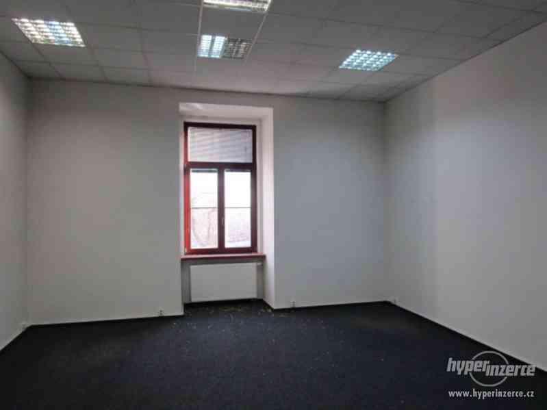 Pronájem kanceláří 91 m2, Brno-město, Bašty