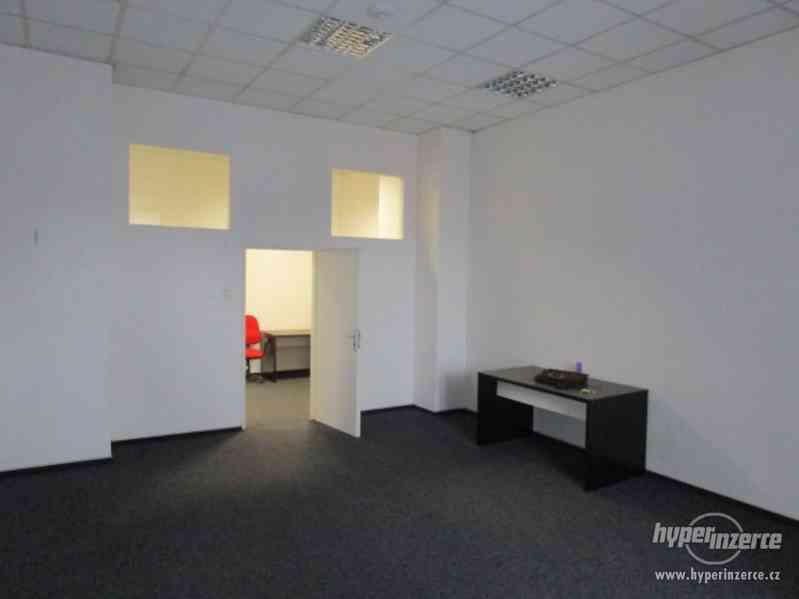 Pronájem kanceláří 91 m2, Brno-město, Bašty - foto 8