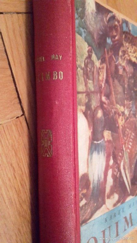 Karel May: Quimbo, 1933