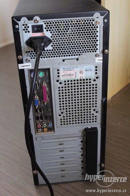 """Stolní PC sestava - počítač, 22"""" monitor - foto 5"""