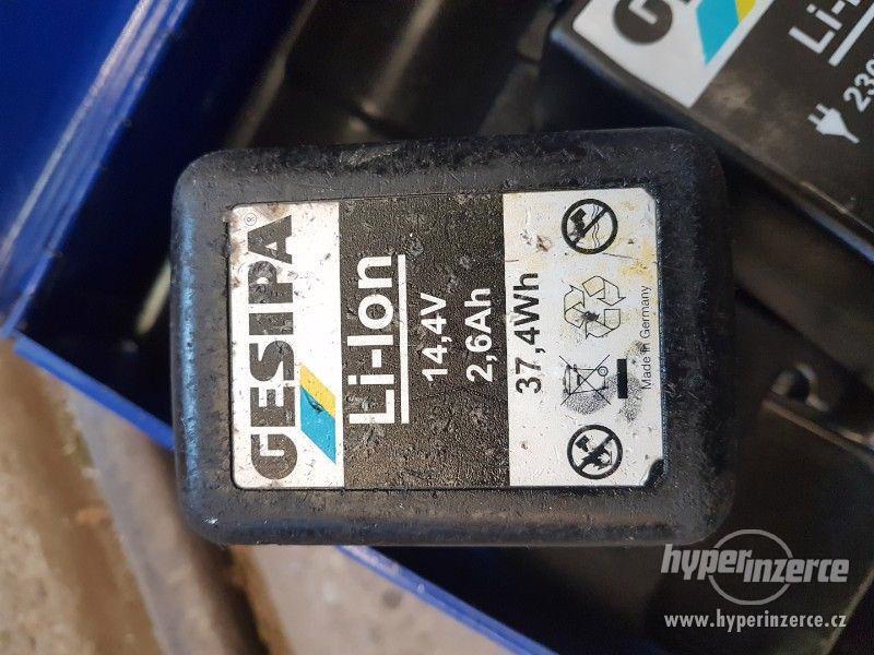 AKU nýtovací kleště GESIPA PowerBird - foto 2