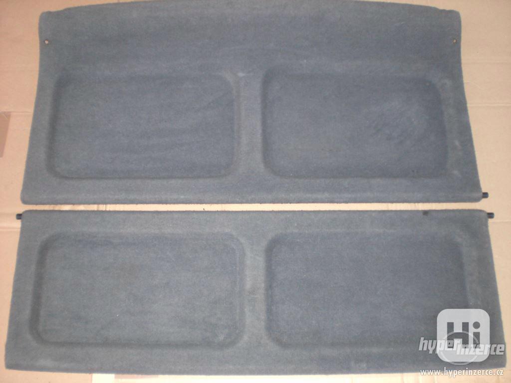 Plato (víko) kufru Škoda Felicia combi r.v. 1995-2001 - foto 1