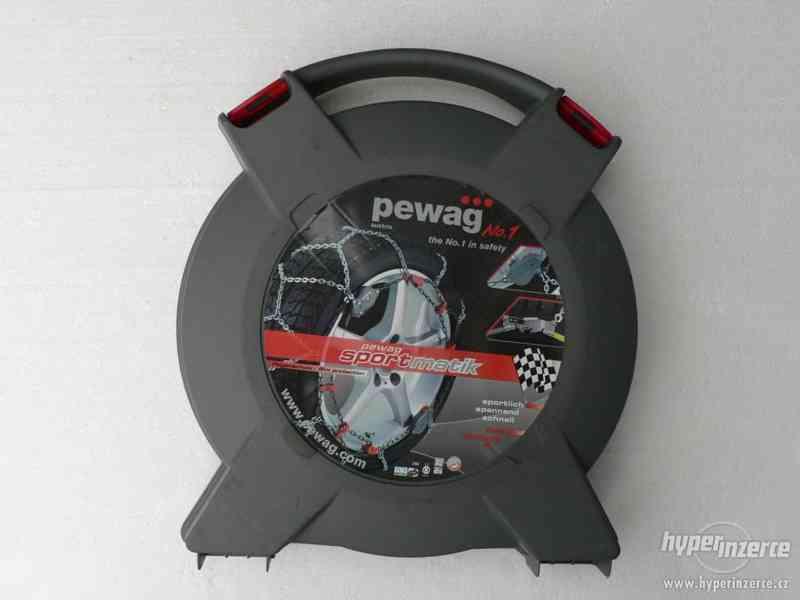 Nové špičkové Sněhové řetězy PEWAG Sportmatik 62
