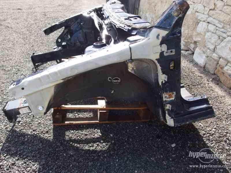 Nehavarovaná přední část karoserie Škoda Octavia I - foto 3