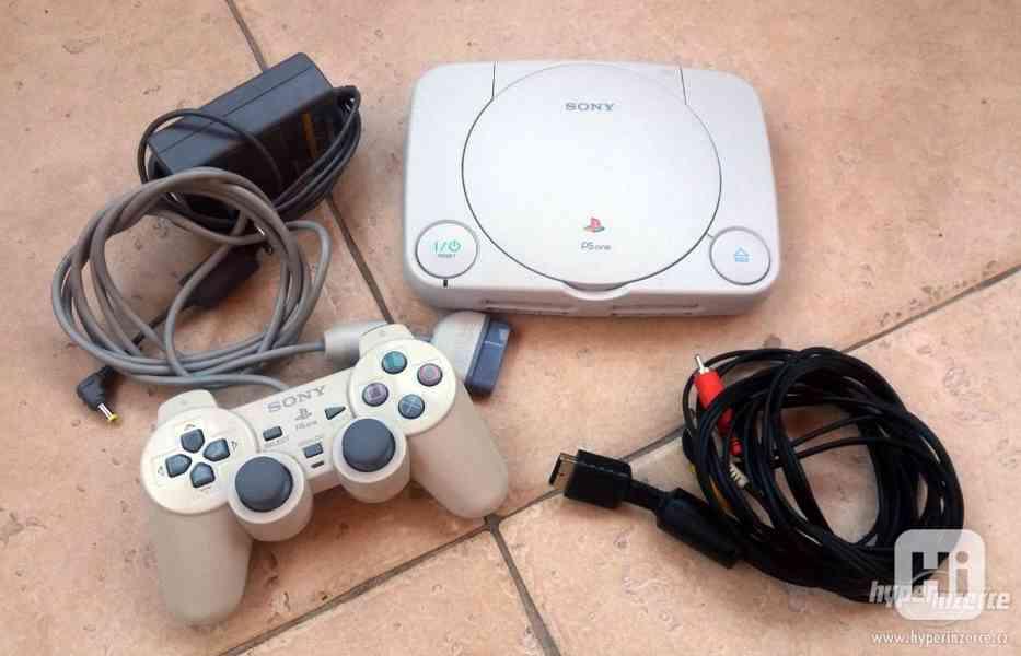 Playstation 1 Slim kompletní