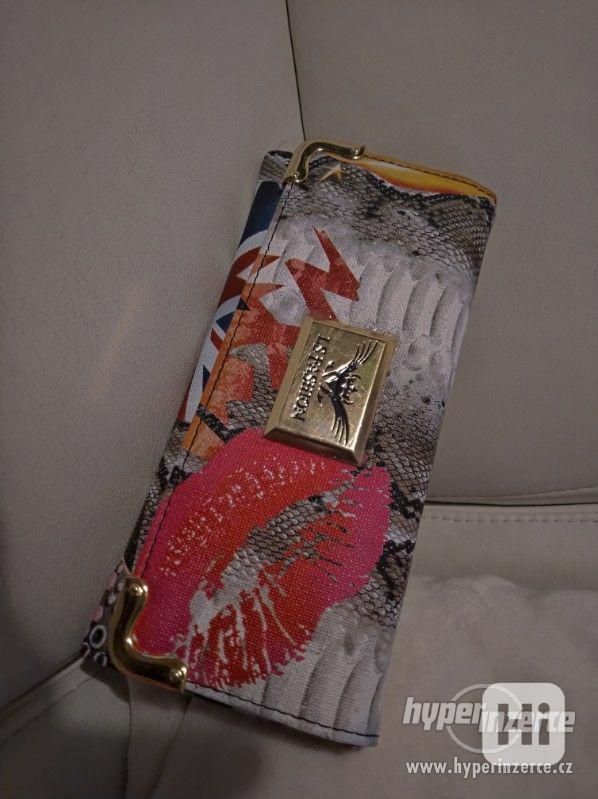 Atraktivní dámská peněženka - foto 2