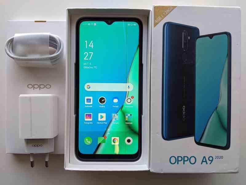 Oppo A9 2020 4GB/128GB Marine Green