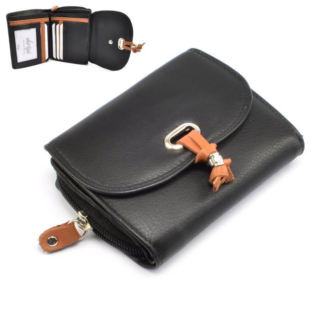 Dámská kožená peněže - foto 1