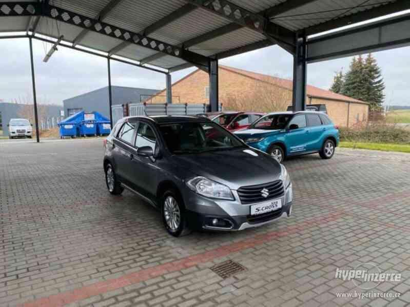 Suzuki SX4 S-Cross Comfort 4x4 1,6VVT benzín 88kw - foto 7