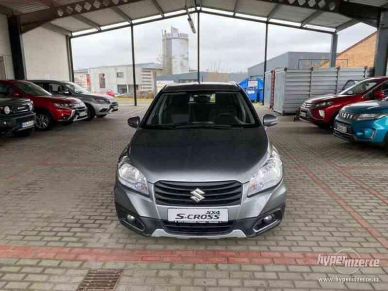 Suzuki SX4 S-Cross Comfort 4x4 1,6VVT benzín 88kw - foto 10