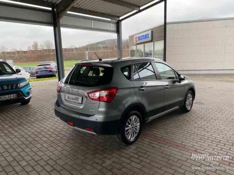 Suzuki SX4 S-Cross Comfort 4x4 1,6VVT benzín 88kw - foto 11