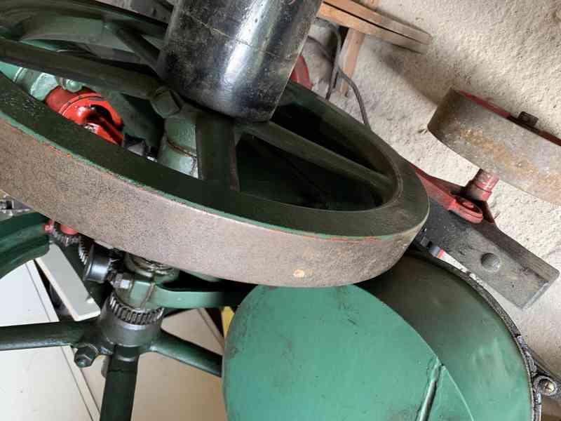Americky Ingeco green stabilak  USA stabilni motor 4 HP zele - foto 8