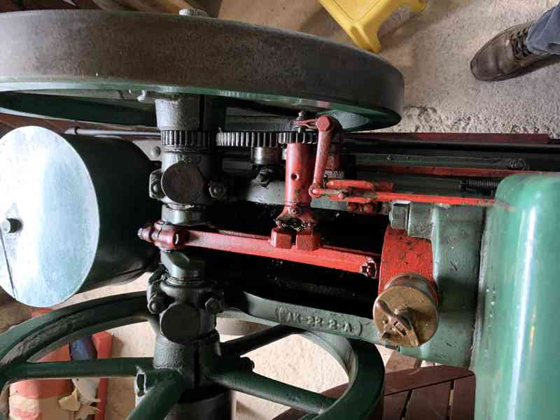 Americky Ingeco green stabilak  USA stabilni motor 4 HP zele - foto 10