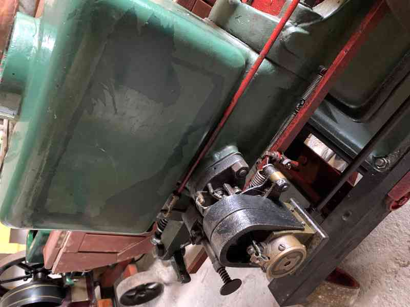Americky Ingeco green stabilak  USA stabilni motor 4 HP zele - foto 9